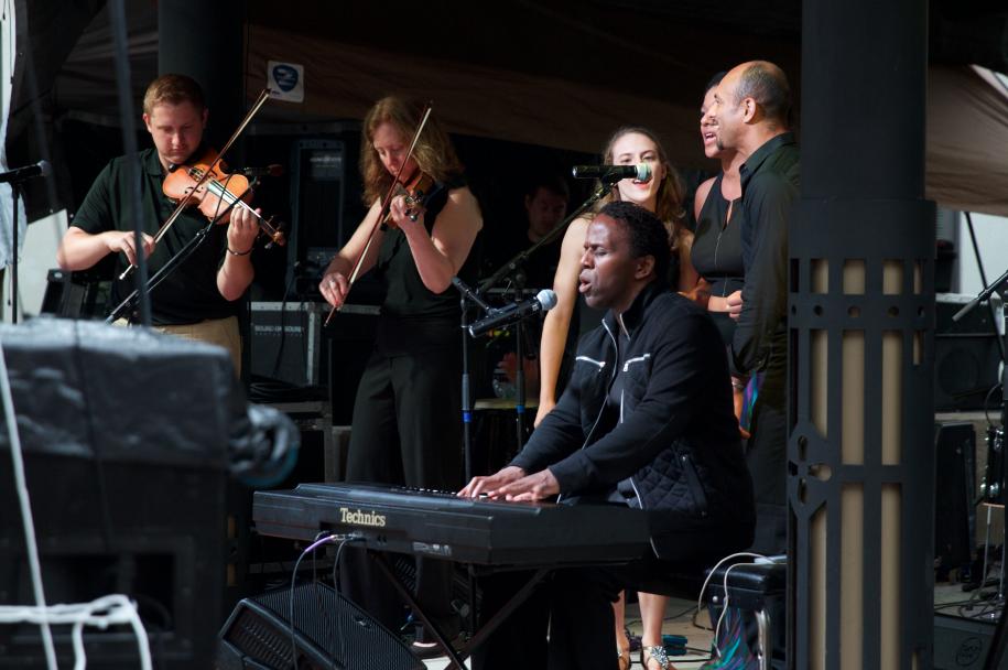 Harriet Tubman Freedom Music Festival 2017
