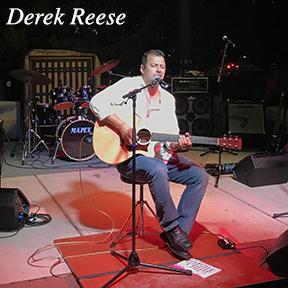 Derek Reese - Square
