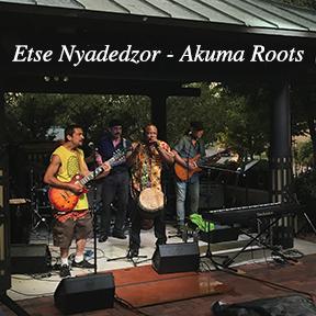 Etse Nyadedzor - Akuma Roots - Square