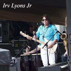 Irv Lyons Jr - Square