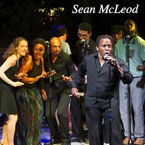 Sean McLeod - Square