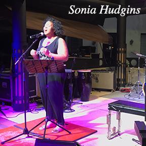 Sonia Hudgins - Square