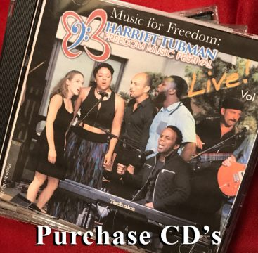 A Soundtrack for Harriet Tubman - Purchase CD's - Web Square