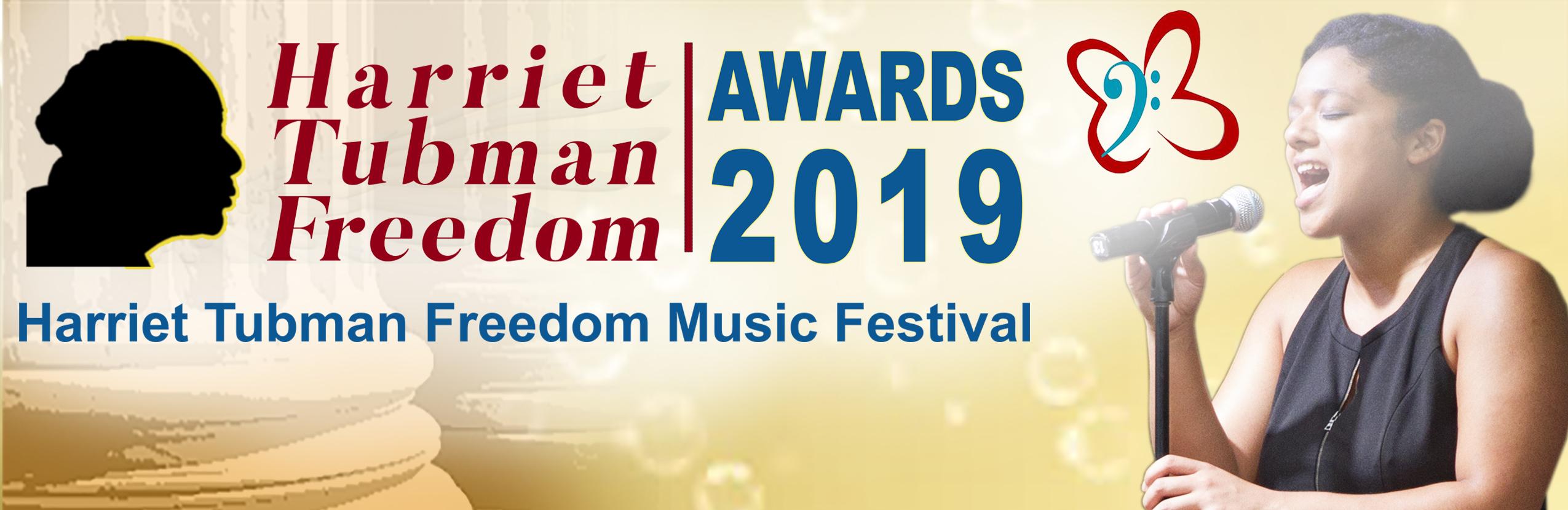 Harriet Tubman Freedom Awards and Gospel Brunch - Promotion - Banner