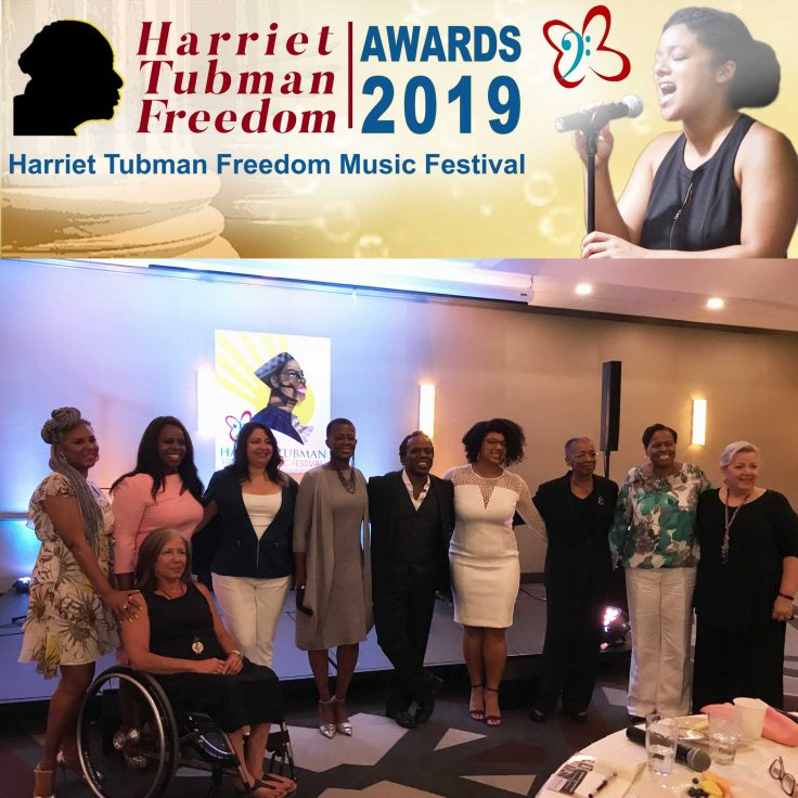 Harriet Tubman Freedom Awards and Gospel Brunch - Promotion - Web Square - 2019 (sm)