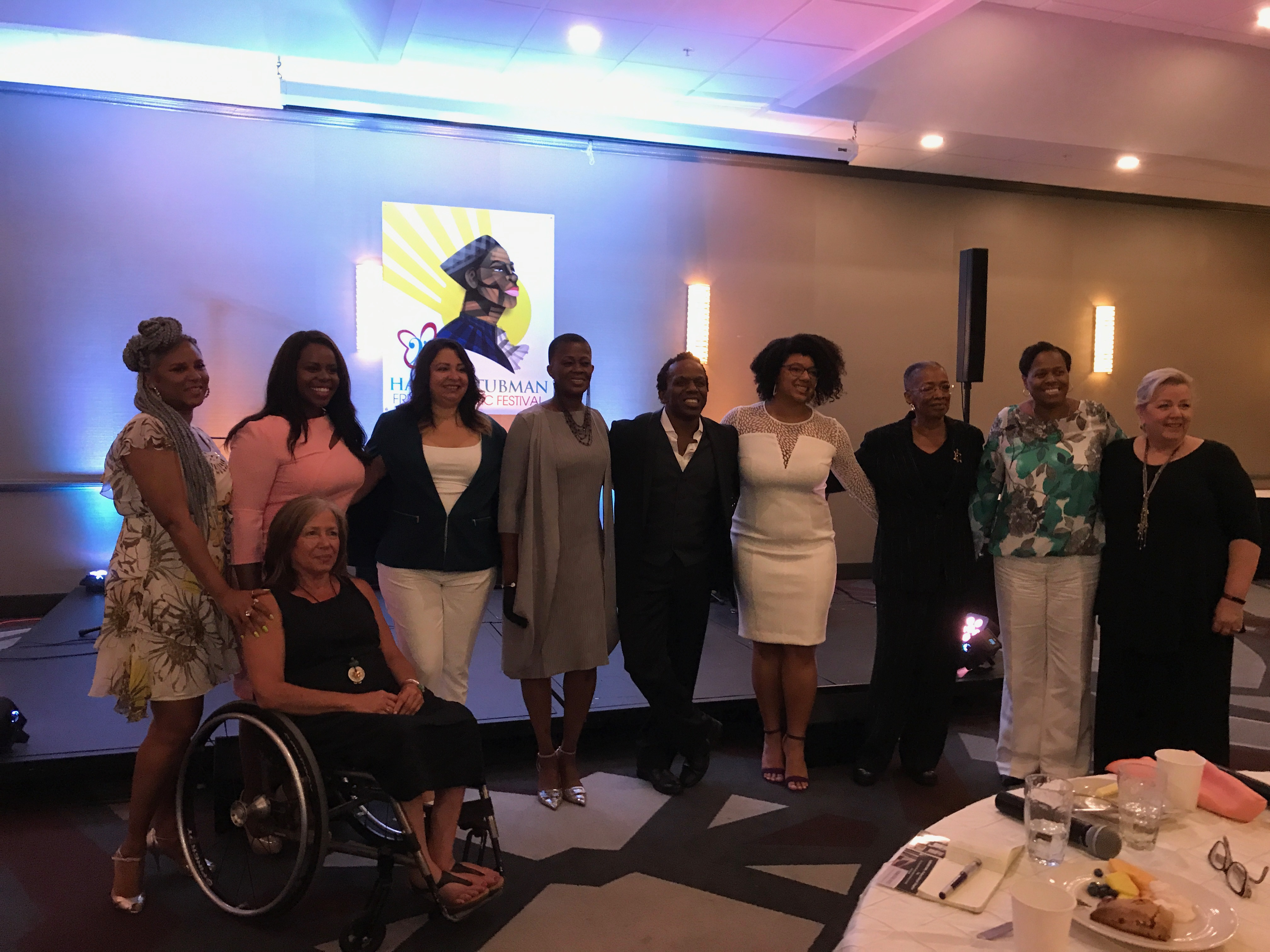 Harriet Tubman Freedom Awards & Gospel Brunch 2018