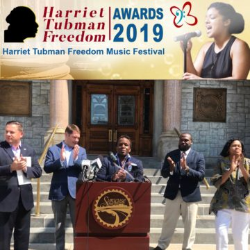 Harriet Tubman Freedom Awards and Gospel Brunch - Promotion - Web Square - 2019 - 1