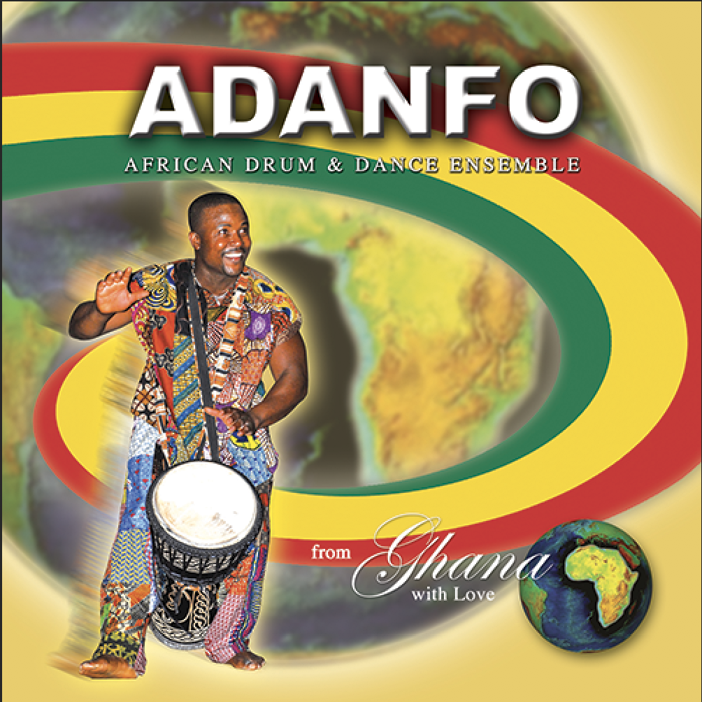 Adanfo - Cover - Square