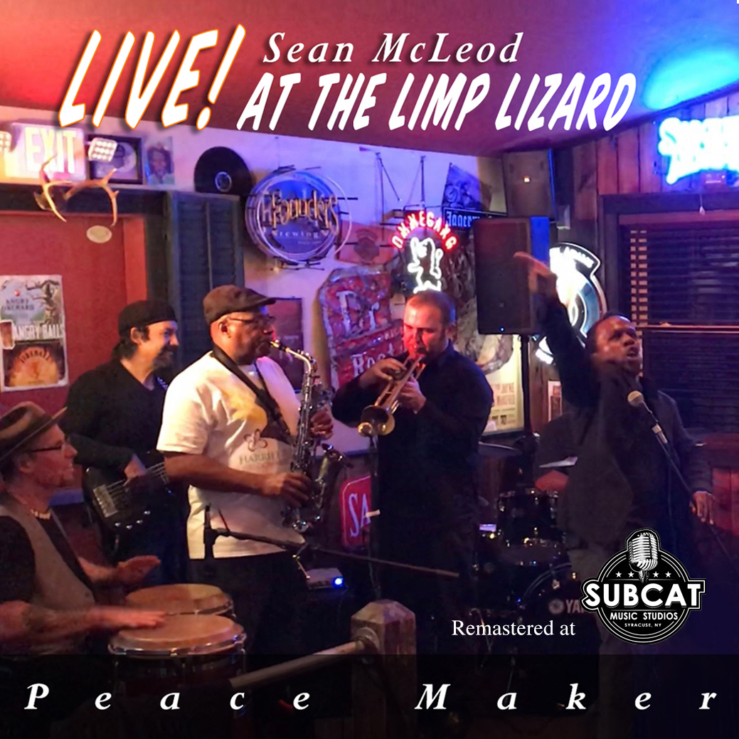 Live! At the Limp Lizard -COVER 2019 - square