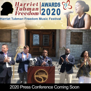 Harriet Tubman Freedom Awards - Press Conference - Promotion - Web Square - 2020 (web)