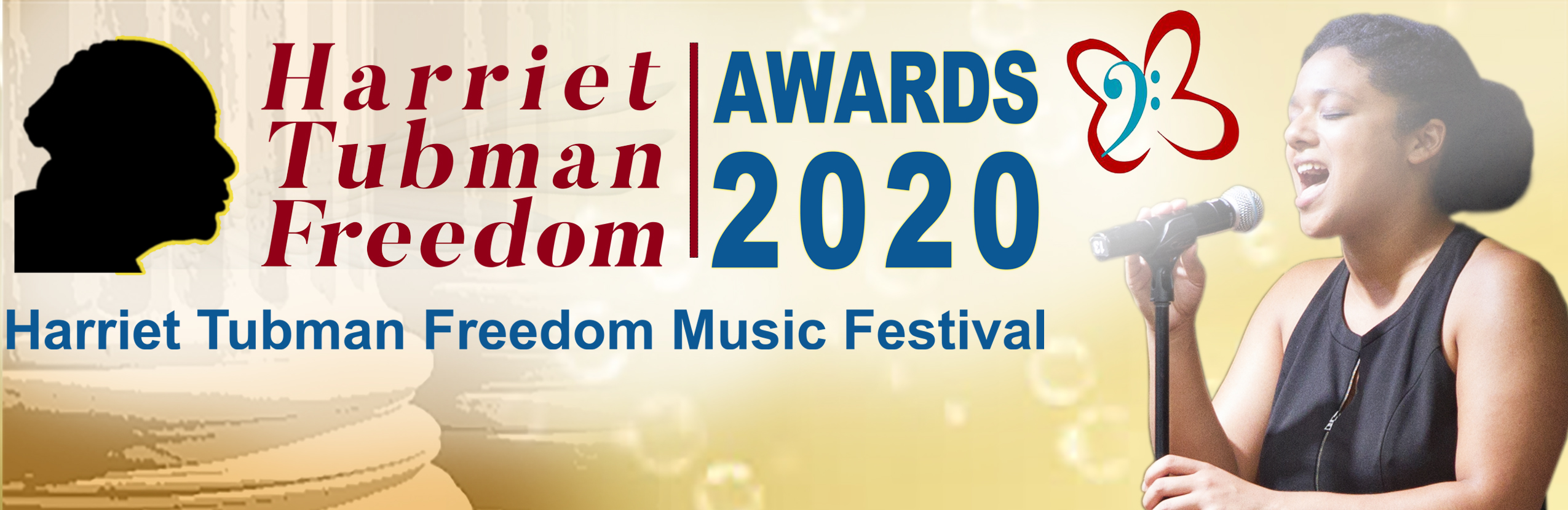 Harriet Tubman Freedom Awards - Promotion - Banner