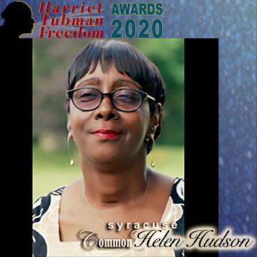 Harriet Tubman Freedom Awards 2020 - Square - Helen Hudson