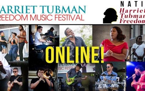 2020 Online Harriet Tubman Freedom Music Festival